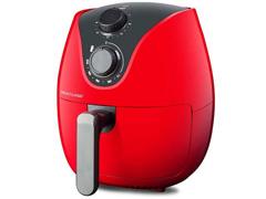 Fritadeira Elétrica Air Fryer Multilaser 4 Litros Vermelha 1500W - 2