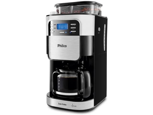 Cafeteira Elétrica Philco Grano Perfetto PCF22PI com Moedor