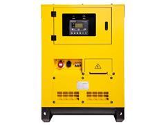 Gerador de Energia à Diesel Matsuyama Silenciado 19 KVA Trifásico 220V - 1