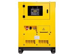 Gerador de Energia à Diesel Matsuyama Silenciado 25 KVA Trifásico 220V - 1