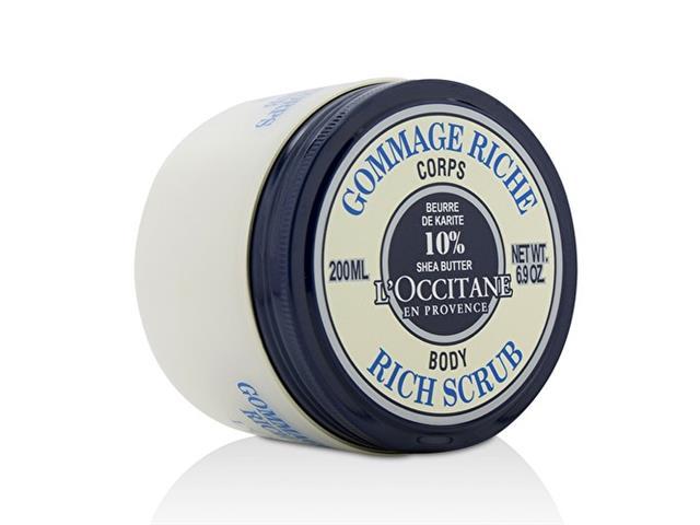 Manteiga Esfoliante Corportal Karité L'Occitane en Provence 200ml