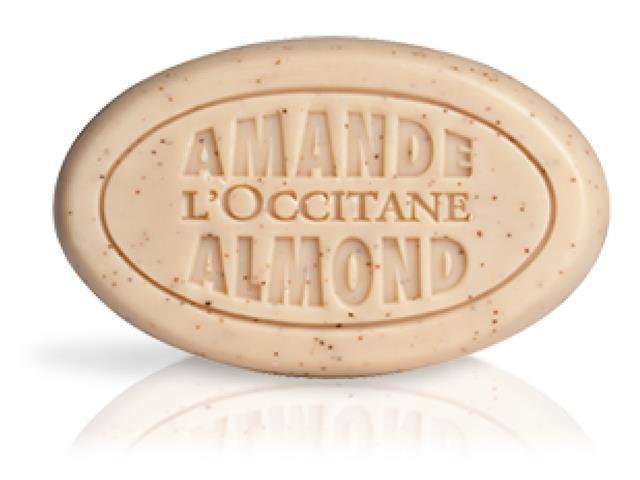 Sabonete Esfoliante Amêndoa L'Occitane en Provence 50g