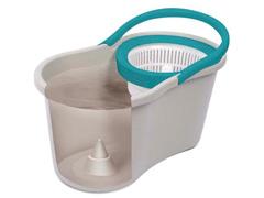 Vassoura Multilaser Mop Giratória para Uso Diversos Pisos com Refil - 4