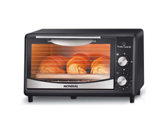Forno Elétrico Mondial Pratic Cook 6 Litros 220V