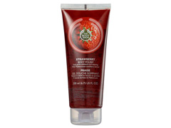 Gel Esfoliante Corporal The Body Shop Strawberry 200ml