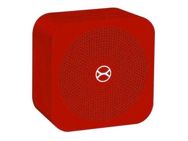 Caixa de Som Bluetooth Xtrax Pocket Vermelha