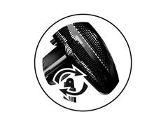 Ventilador de Mesa Mondial Premium Preto 6 Pás 30CM - 2