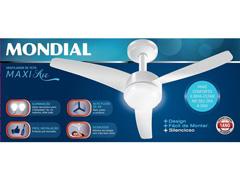 Ventilador de Teto Mondial Maxi Air VTE-01 Branco - 3
