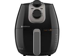 Fritadeira Elétrica Sem Óleo Cadence Cook Fryer 2,6L Preta 1250W - 4