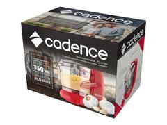 Miniprocessador de Alimentos Cadence Easy Cut Vermelho 100W - 4