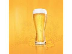 Jogo de Copos de Vidro para Cerveja Budweiser 2 Unidades de 400ml - 2