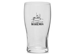 Copo de Vidro para Cerveja Cervejaria Bohemia 340ML - 1