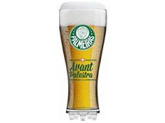 Copo de Vidro para Cerveja Palmeiras 370ML