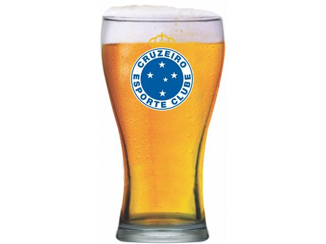 Copo de Vidro para Cerveja Cruzeiro 470ML