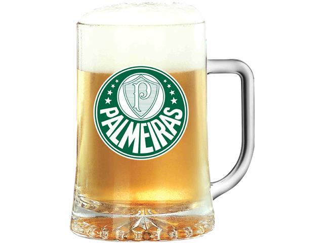 Caneca Maxim de Vidro para Cerveja Palmeiras 500ML