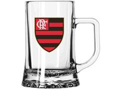 Caneca Maxim de Vidro para Cerveja Flamengo 500ML - 1