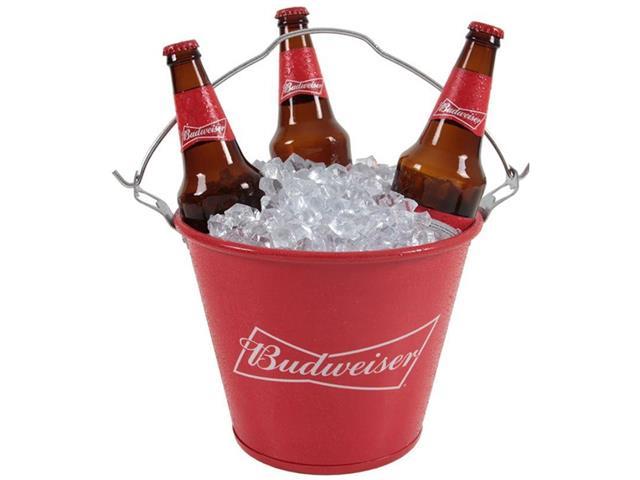 Balde para Gelo Budweiser
