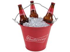 Balde para Gelo Budweiser - 0