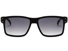 Óculos de Sol Mormaii Mumbai Preto Fosco Lente Cinza Degradê - 2