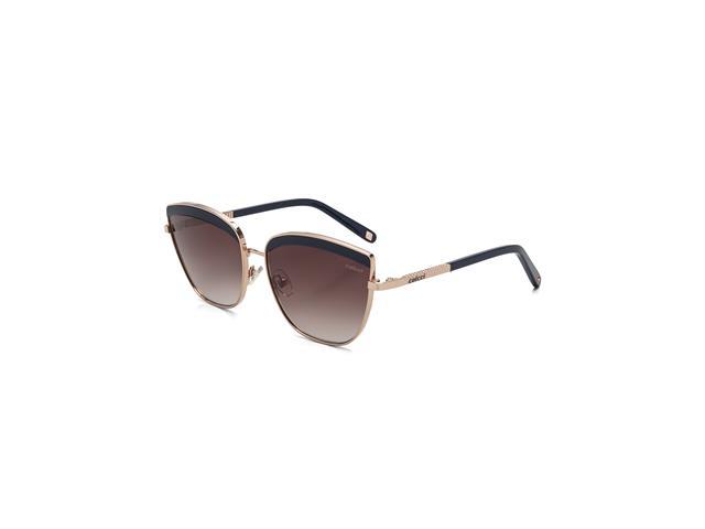 Óculos de Sol Colcci Brilho Dourado Lente Marrom Degradê