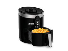 Fritadeira Elétrica sem Óleo Arno Airfry Moderna 3,5 Lts Preta