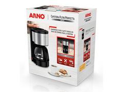 Cafeteira Elétrica Arno Perfectta Filtro Permanente Inox 600ML - 2