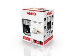 Cafeteira Elétrica Arno Preferita Inox 750ML - 7