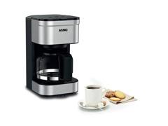 Cafeteira Elétrica Arno Preferita Inox 750ML - 6