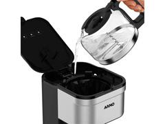 Cafeteira Elétrica Arno Preferita Inox 750ML - 5