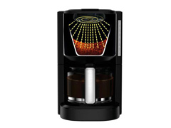 Cafeteira Elétrica Arno Element com Timer e Filtro 1.8 Litros - 3