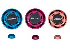 Ventilador de Mesa Mallory TS40 Vibe Multicolors - 6