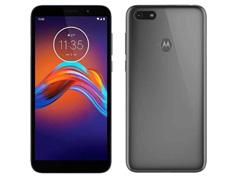"Smartphone Motorola Moto E6 Play 32GB 2GB RAM 5.5""4G Câmera 13MP Cinza - 1"