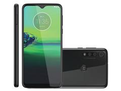 "Smartphone Motorola Moto G8 Play 32GB Dual 6.2"" 4G Câm 13+8+2MP Ônix"