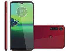"Smartphone Motorola Moto G8 Play 32GB Dual 6.2""4G Câm 13+8+2MP Magenta"