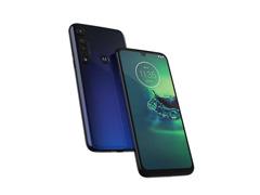 "Smartphone Motorola Moto G8 Plus 64GB 6.3""4G Câm 48+16+5MP Azul Safira - 2"