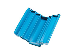 Caixa Sanfonada para Ferramenta Tramontina com 5 gavetas e Alças Fixas - 1