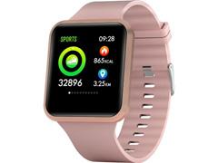 Relógio Smartwatch Xtrax Watch Rosé - 0