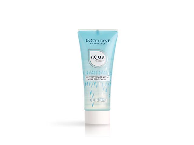 Gel de Limpeza Facial L'Occitane en Provence Aqua Réotier 40ML