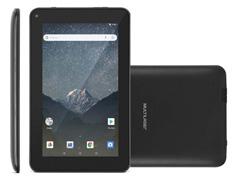 "Tablet Multilaser M7S GO 16GB Quad Core Wi-Fi 1GB RAM 1.3MP Preto 7"" - 0"