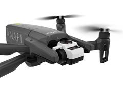 Drone Parrot Anafi Thermal Câmera 4K HDR e Sensor Térmico - 4