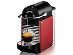 Cafeteira Nespresso Automática Pixie D61 Vermelho Carmine - 3