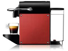 Cafeteira Nespresso Automática Pixie D61 Vermelho Carmine - 6