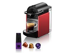 Cafeteira Nespresso Automática Pixie D61 Vermelho Carmine - 2