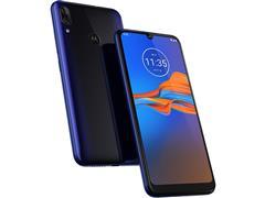 """Smartphone Motorola Moto E6 Plus 32GB 6.1""""4G Câm 13+2MP Azul Netuno - 2"""
