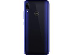"""Smartphone Motorola Moto E6 Plus 64GB 6.1""""4G Câm 13+2MP Azul Netuno - 7"""