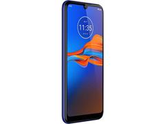 """Smartphone Motorola Moto E6 Plus 64GB 6.1""""4G Câm 13+2MP Azul Netuno - 4"""