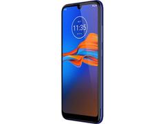 """Smartphone Motorola Moto E6 Plus 64GB 6.1""""4G Câm 13+2MP Azul Netuno - 5"""