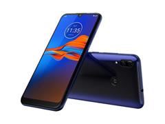"""Smartphone Motorola Moto E6 Plus 64GB 6.1""""4G Câm 13+2MP Azul Netuno - 2"""