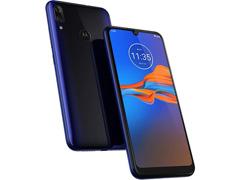 """Smartphone Motorola Moto E6 Plus 64GB 6.1""""4G Câm 13+2MP Azul Netuno - 3"""