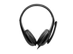 Headset Multilaser Business com Conexão P2 para Notebook e PC Preto - 2